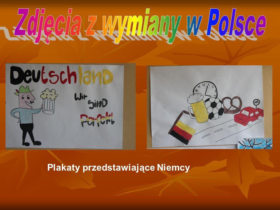 Plakaty przedstawiające Niemcy