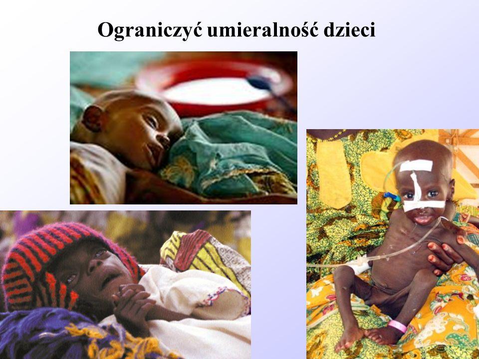 Ograniczyć umieralność dzieci