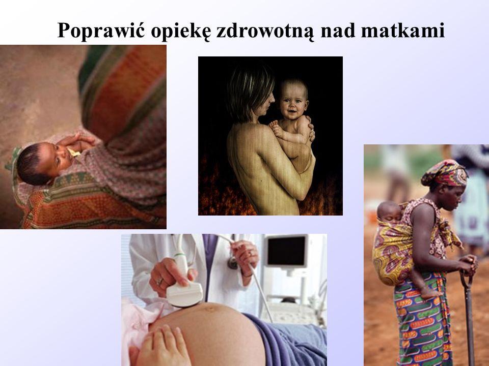 Poprawić opiekę zdrowotną nad matkami