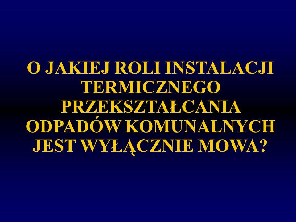 FRANCJA - SPALARNIA ISSY LES MOULINEAUX Podstawowe dane nt.