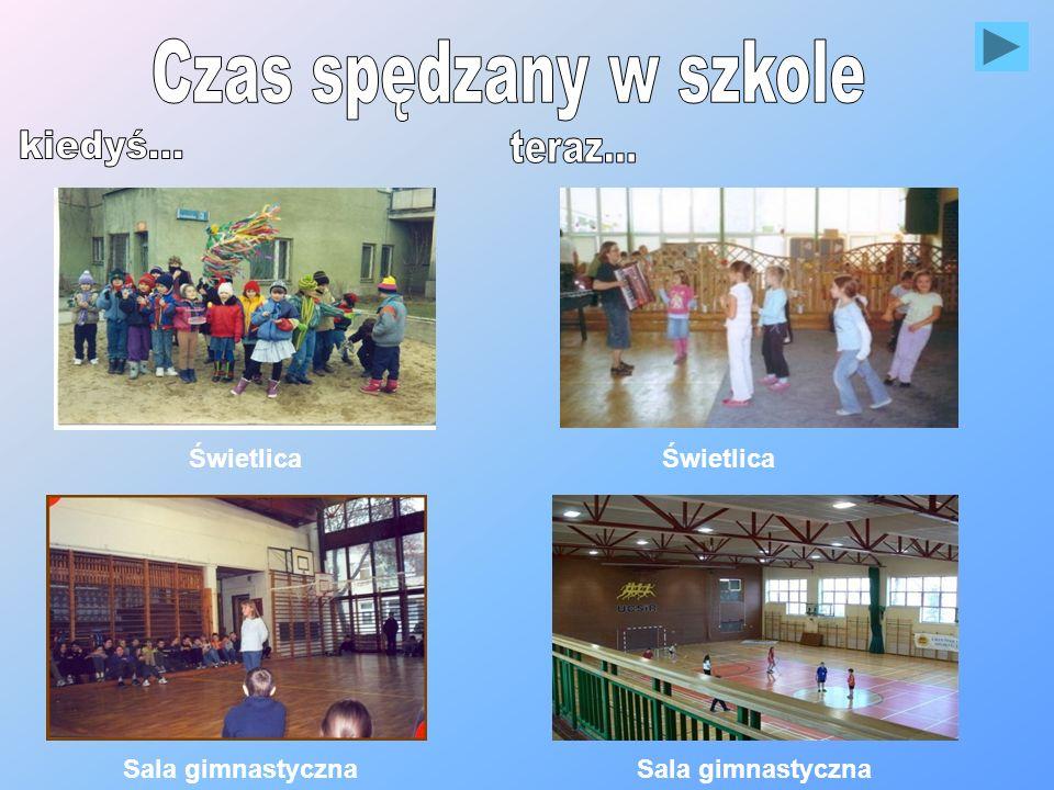 Świetlica Sala gimnastyczna