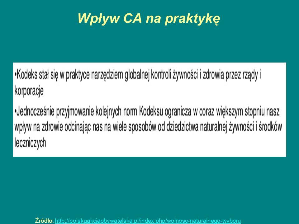 Źródło: http://polskaakcjaobywatelska.pl/index.php/wolnosc-naturalnego-wyboruhttp://polskaakcjaobywatelska.pl/index.php/wolnosc-naturalnego-wyboru Wpł