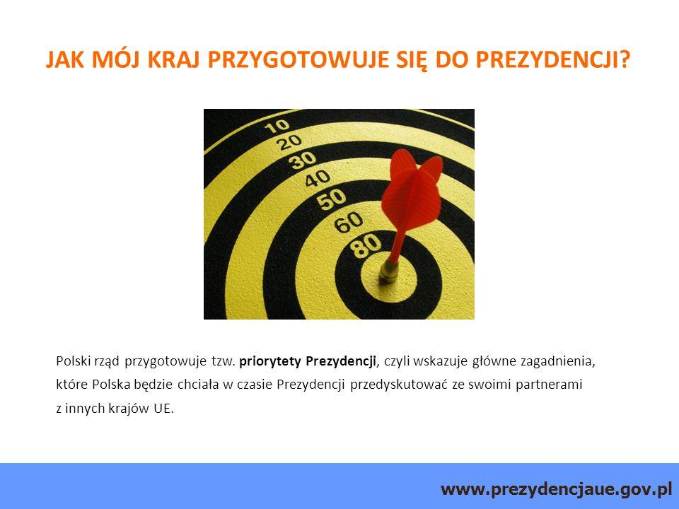 www.prezydencjaue.gov.pl Polski rząd przygotowuje tzw.