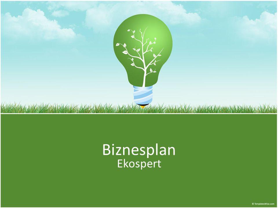 Biznesplan Ekospert