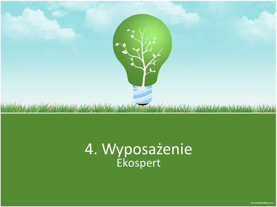 4. Wyposażenie Ekospert