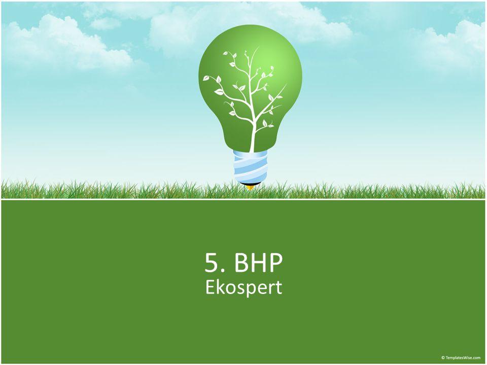 5. BHP Ekospert