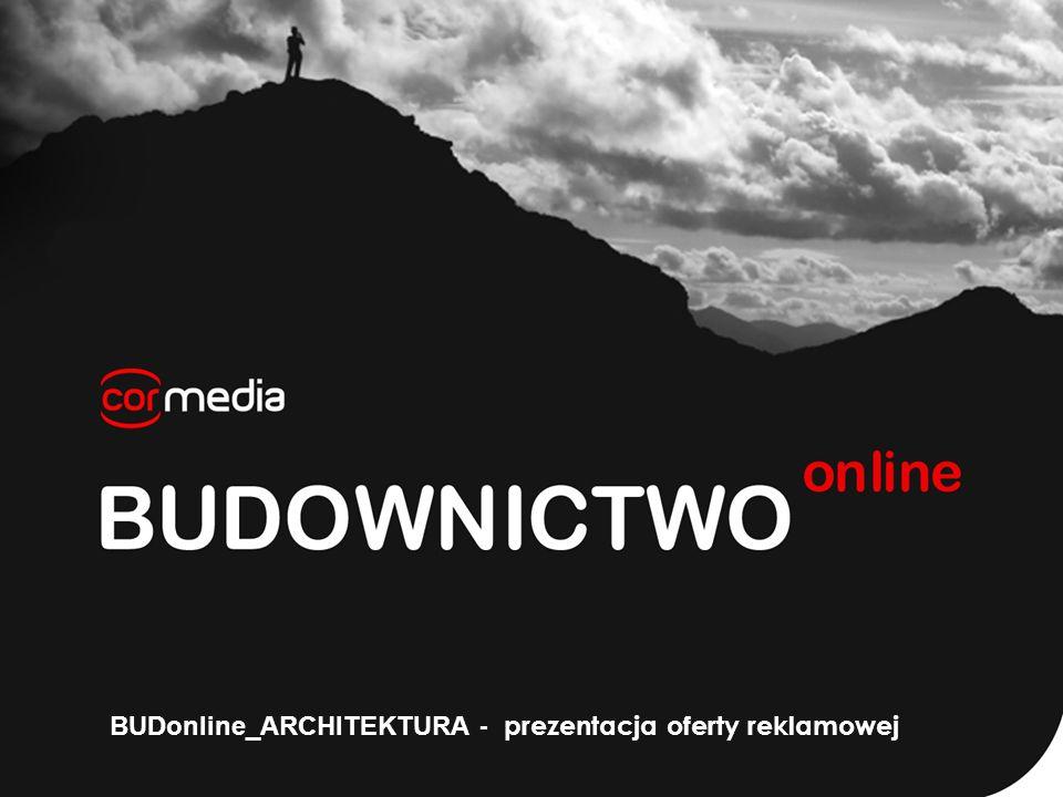 O nas Tematyczna sieć reklamowa BUDOWNICTWOonline tworzy projekty reklamowe dla branży budowlanej.