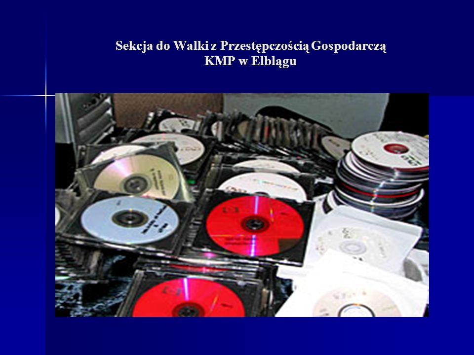Sekcja do Walki z Przestępczością Gospodarczą KMP w Elblągu