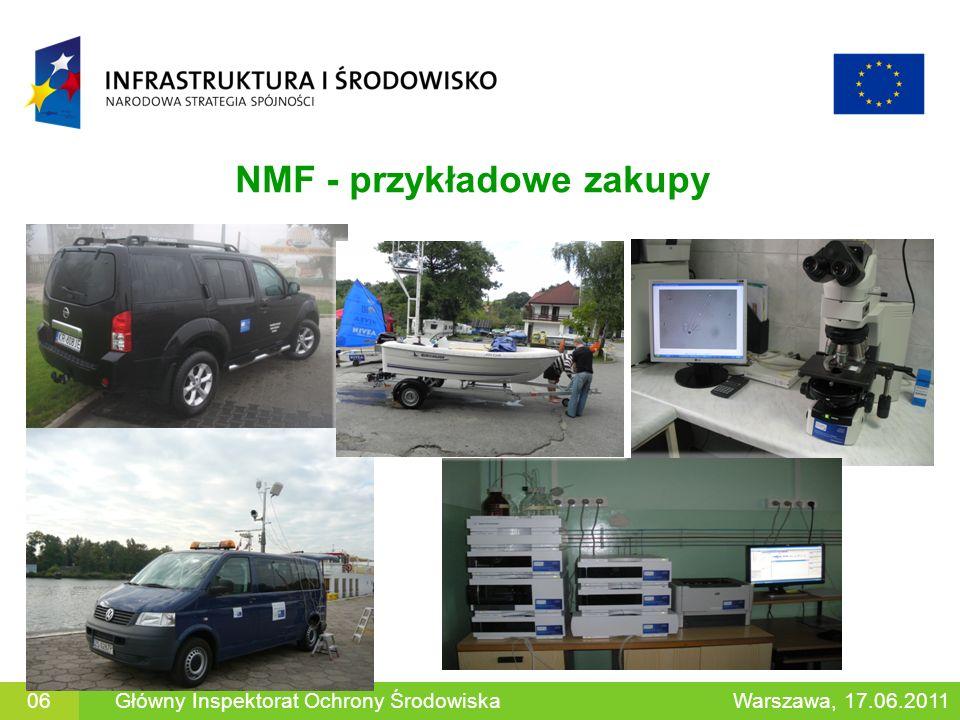 Fundusz Spójności: Program Operacyjny Infrastruktura i Środowisko (1).