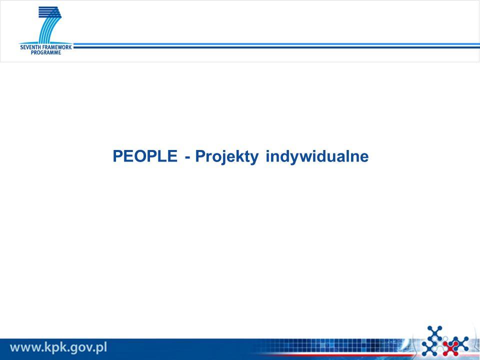 PEOPLE - Projekty indywidualne