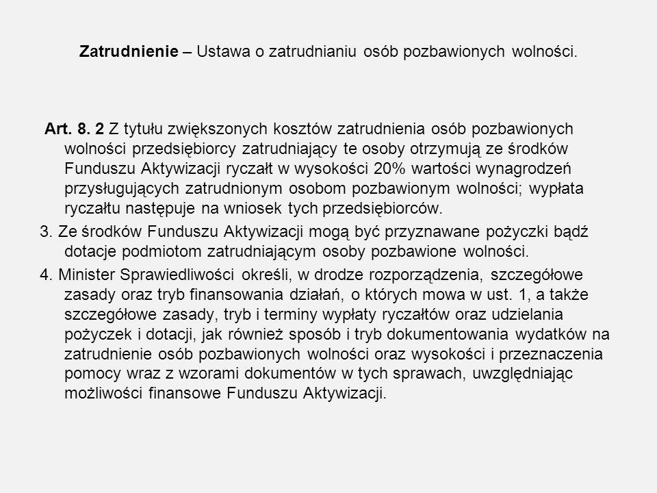 Zatrudnienie na dzień sprawozdawczy wg. Działu I Sprawozdań miesięcznych MS ZK-2
