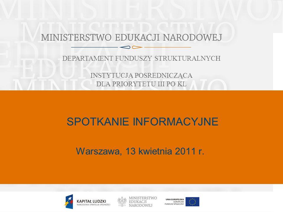 1 Warszawa, 13 kwietnia 2011 r.