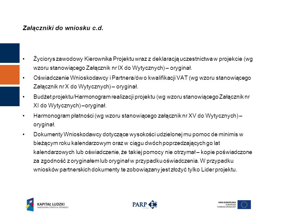 Procedura odwoławcza – wniosek o ponowne rozpatrzenie sprawy c.d.