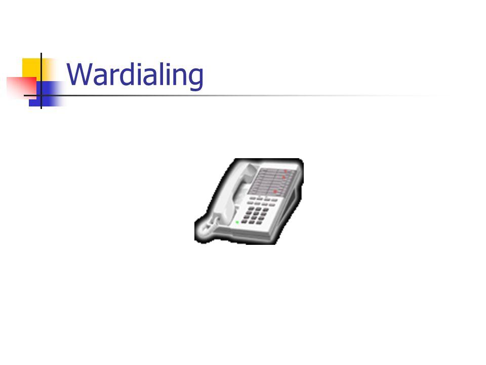 Wardialing