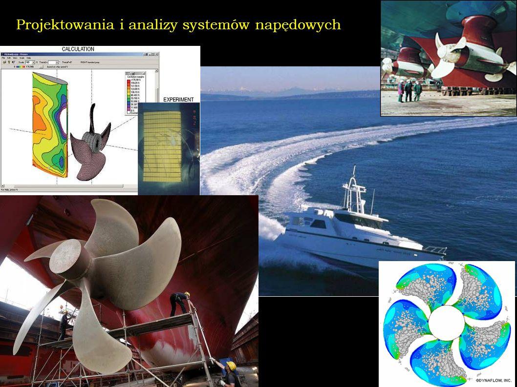 Projektowania i analizy systemów napędowych