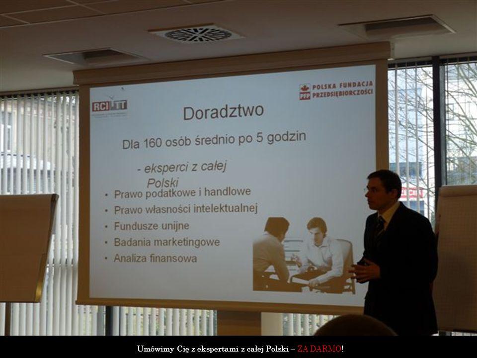 Umówimy Cię z ekspertami z całej Polski – ZA DARMO!