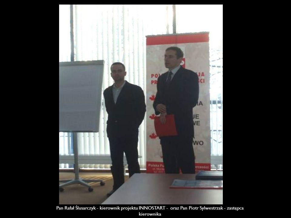 Otwarcie szkolenia Techniki prezentacyjne w siedzibie Polskiej Fundacji Przedsiębiorczości