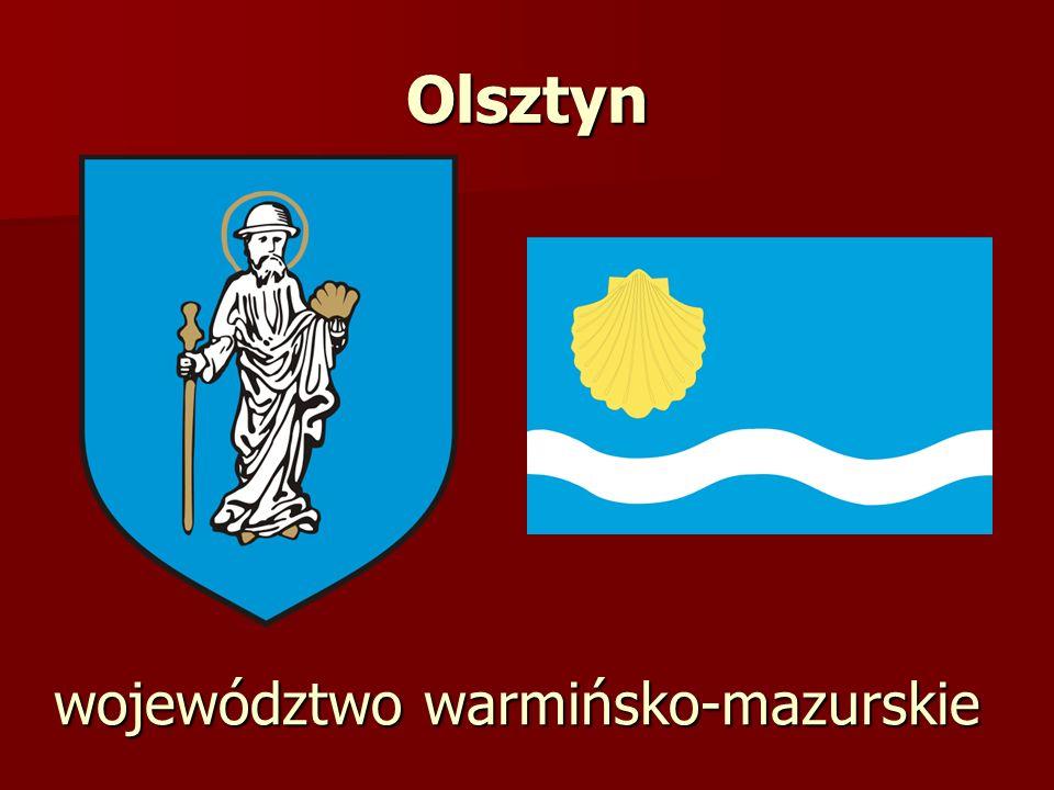 Olsztyn województwo warmińsko-mazurskie
