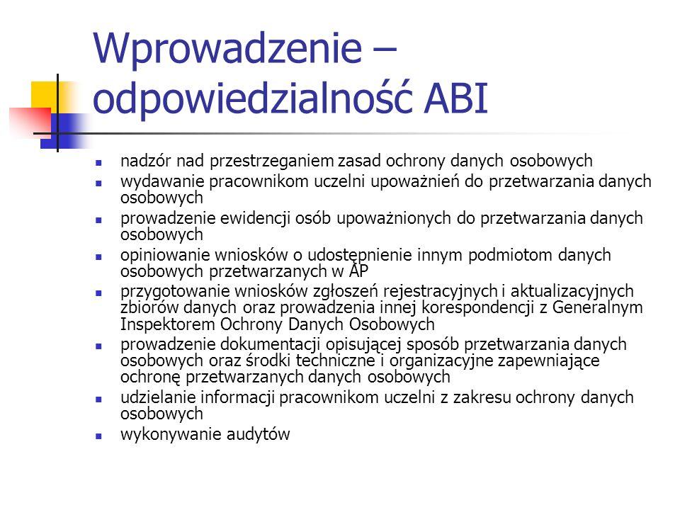 Podsumowanie ogłoszenia kontakt: http://www.abi.ap.siedlce.plhttp://www.abi.ap.siedlce.pl jaroslaw@skaruz.com