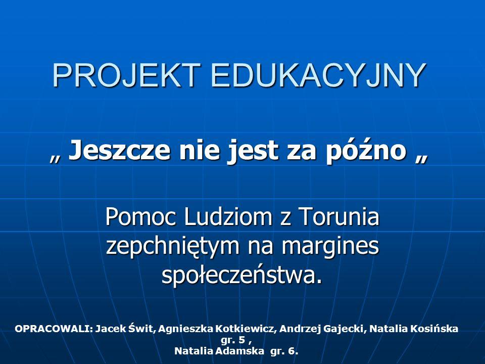 Uwagi dotyczące projektu Każdy uczestnik projektu uczestniczy w programie.