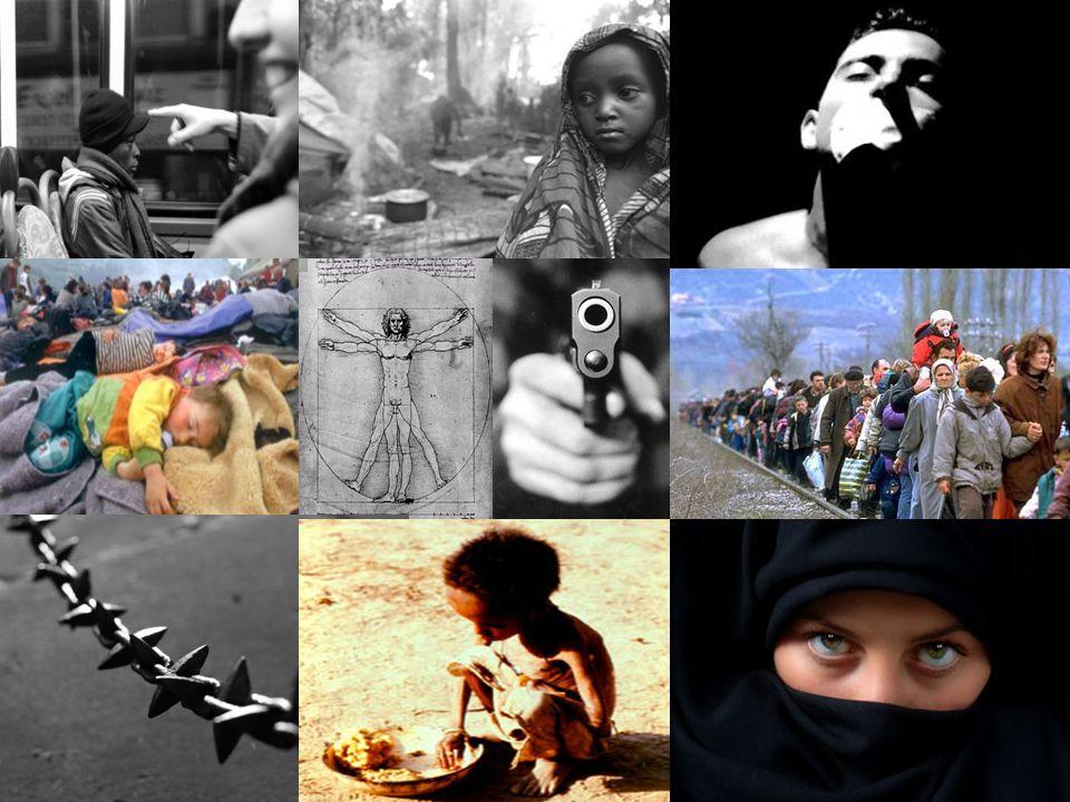 Art.1. Wszyscy ludzie rodzą się wolni i równi pod względem swej godności i swych praw.
