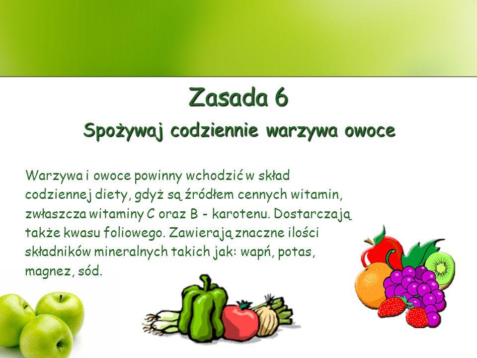 Zasada 7 Ograniczaj spożycie tłuszczów, zwłaszcza zwierzęcych Tradycyjna polska dieta obfituje w tłuszcze.