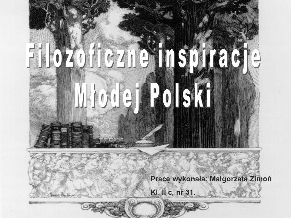 Pracę wykonała: Małgorzata Zimoń Kl. II c, nr 31.