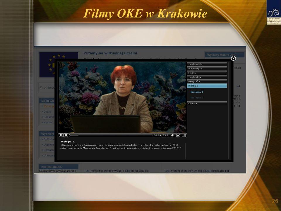 Filmy OKE w Krakowie 26