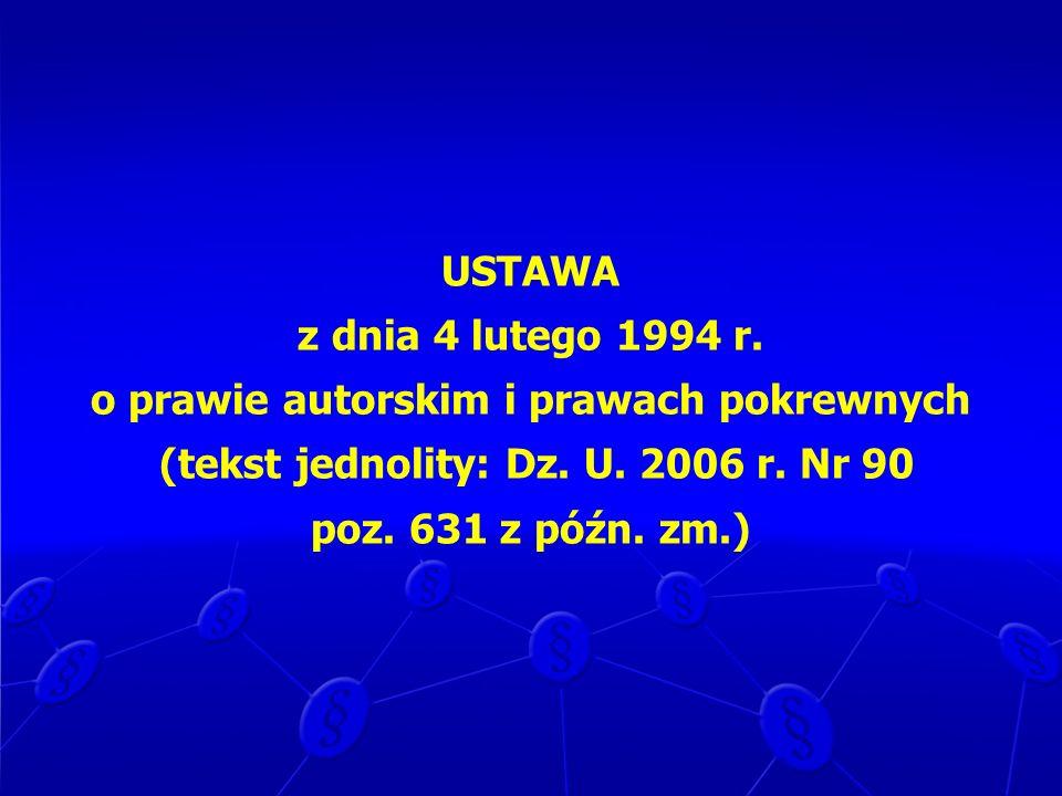 Konwencja powszechna o prawie autorskim Została zawarta 6 września 1952 r.