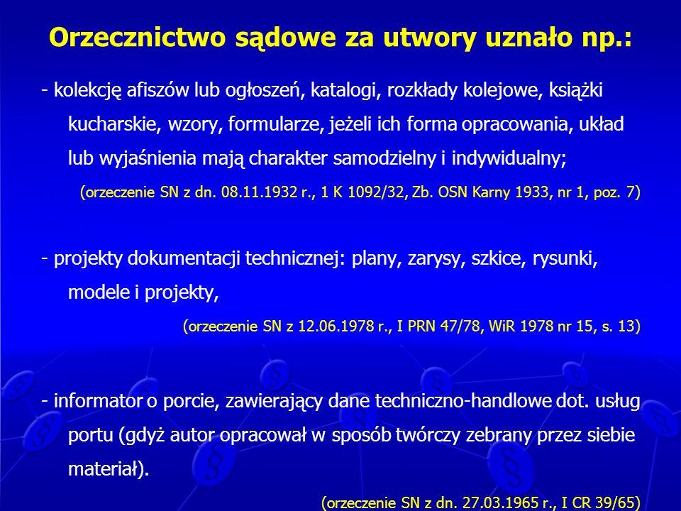 Prawo dysponowania pracą studenta Art.15a.