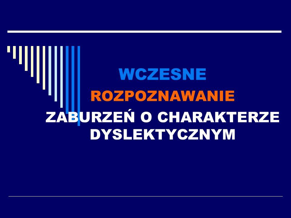 Opracowania-nowości: Grabowska A., Rymarczyk K.(red.), Dysleksja: od badań mózgu do praktyki.