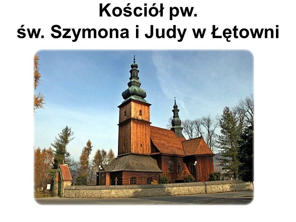 Kościół pw. św. Jana Chrzciciela w Orawce