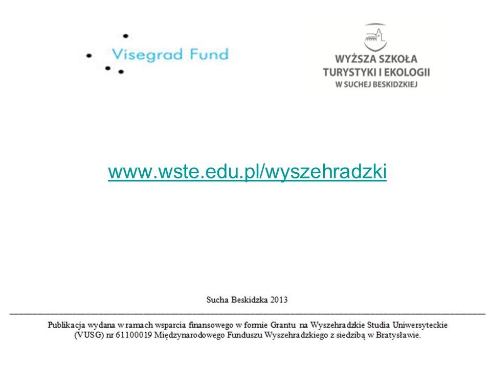 www.wste.edu.pl/wyszehradzki