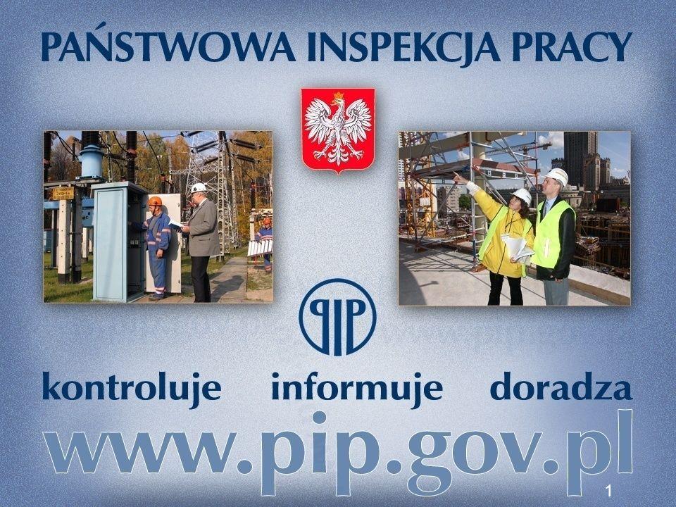 94 LAT INSPEKCJI PRACY W POLSCE 2 Naczelnik Państwa Polskiego Józef Piłsudski 3.01.1919 r.