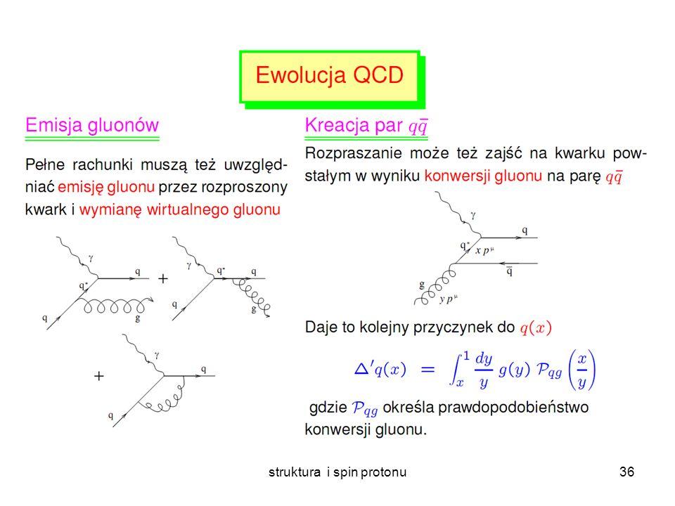 struktura i spin protonu35