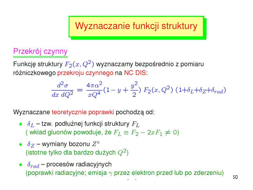 struktura i spin protonu49