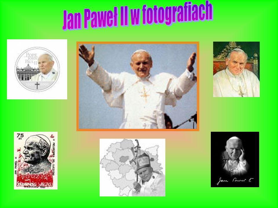 Karol Wojtyła urodził się 18 maja 1920 r. w Wadowicach.