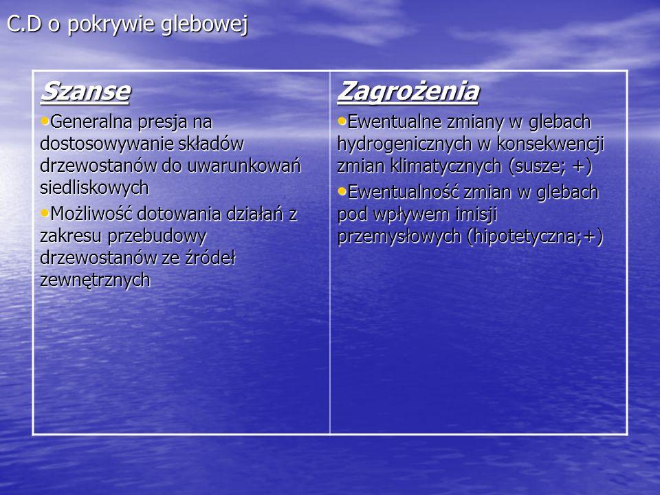 Hydrologia Silne strony Silne strony Liczne systemy wypływów wód podziemnych: duże źródliska, źródła basenowe, źródła wstępujące.