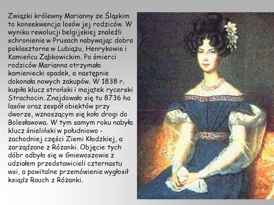Urodziła się 9 maja 1810 r. w Berlinie jako córka namiestnika, a od 1815 r. króla Niderlandów Wilhelma I i królewny pruskiej Wilhelminy Fryderyki z do