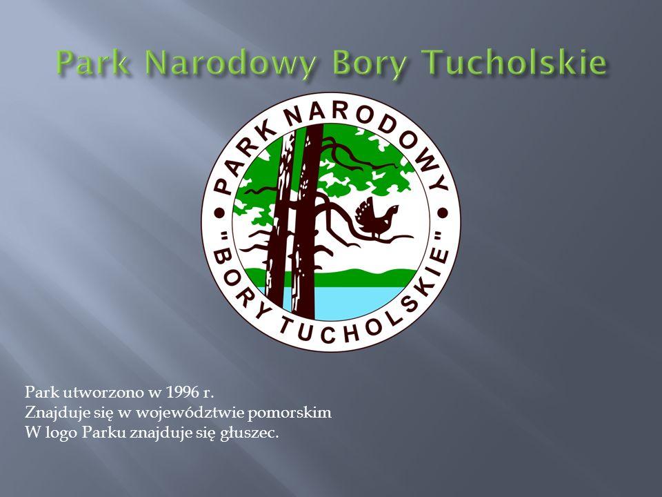 Park utworzono w 1990 r.
