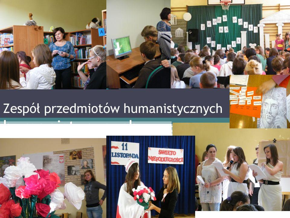 Zespół przedmiotów humanistycznych humanistycznych