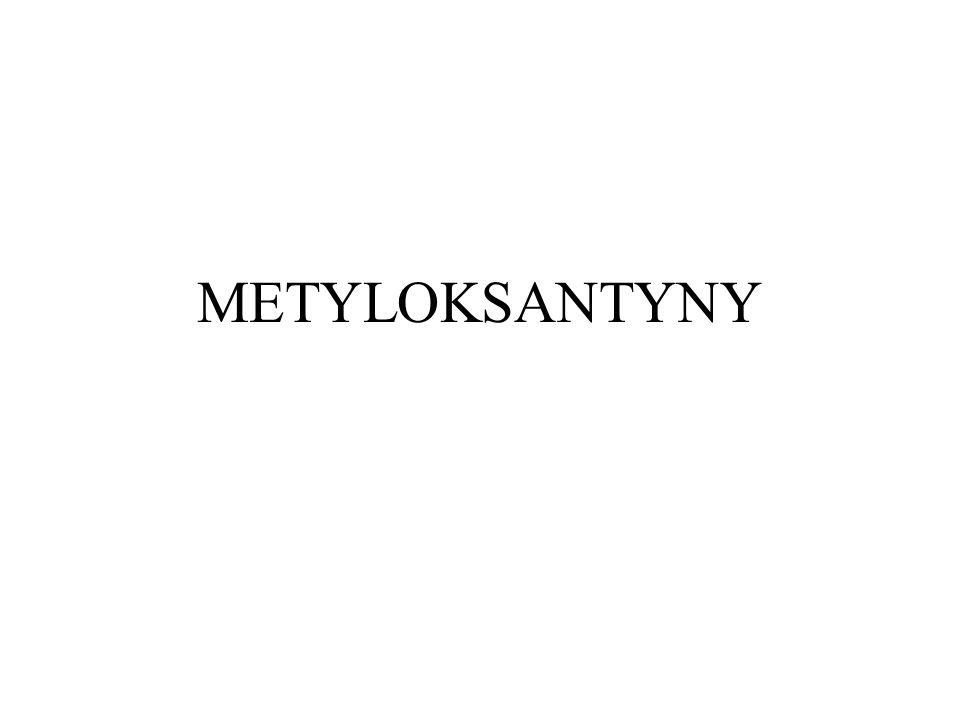 METYLOKSANTYNY