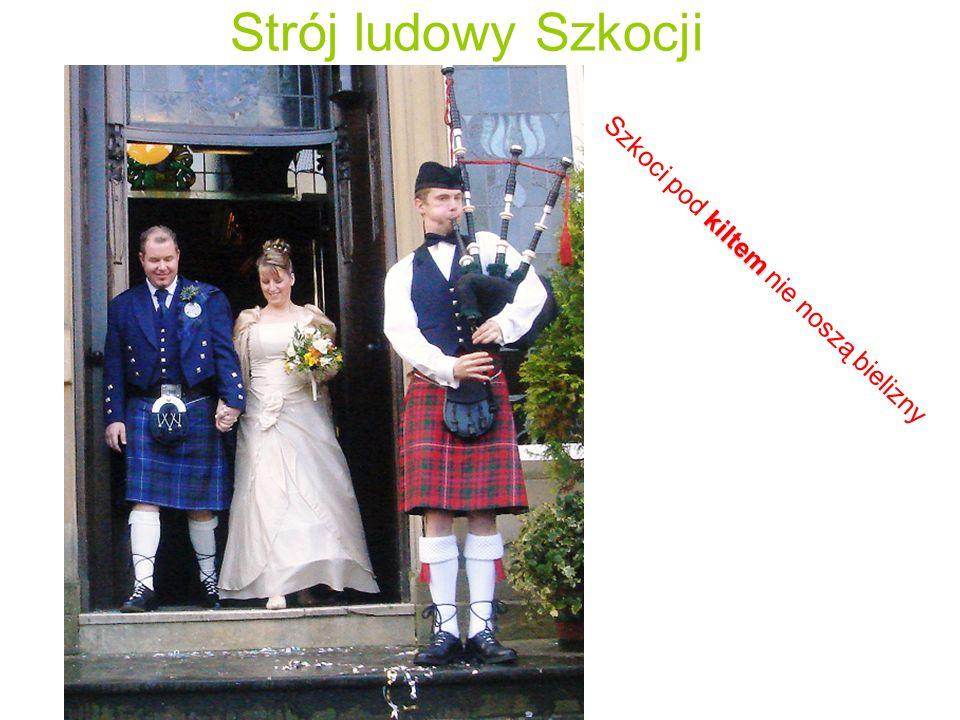 Stolicą Szkocji jest Edynburg Górzysta Szkocja słynie ze starych zamków, udostępnionych turystom do zwiedzania. Osobliwością Szkocji są wąskie i niezw