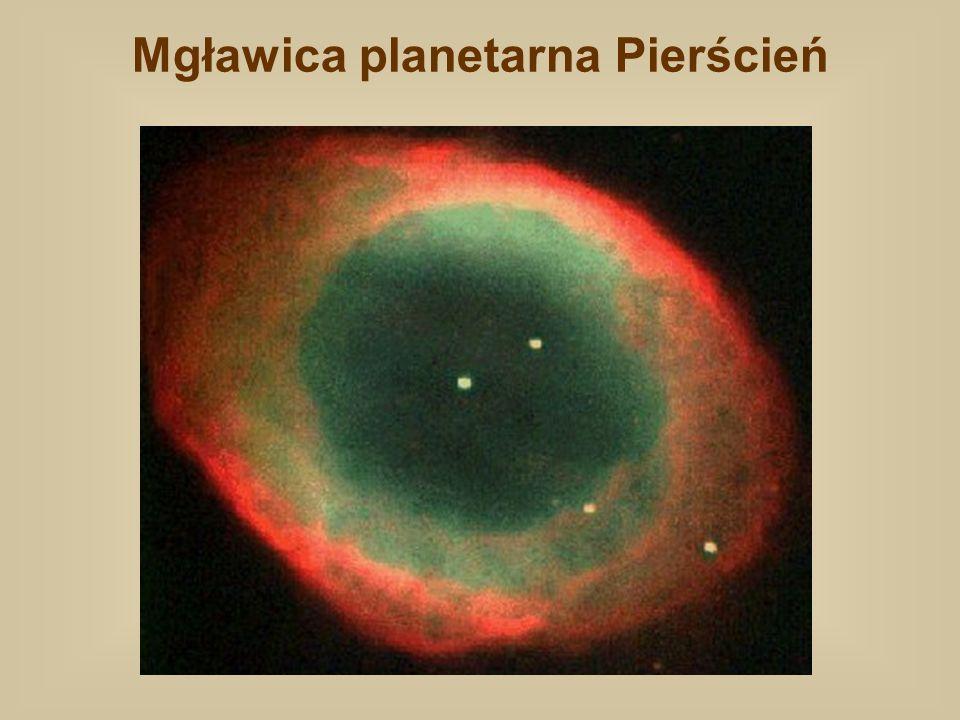 Mgławica planetarna Pierścień