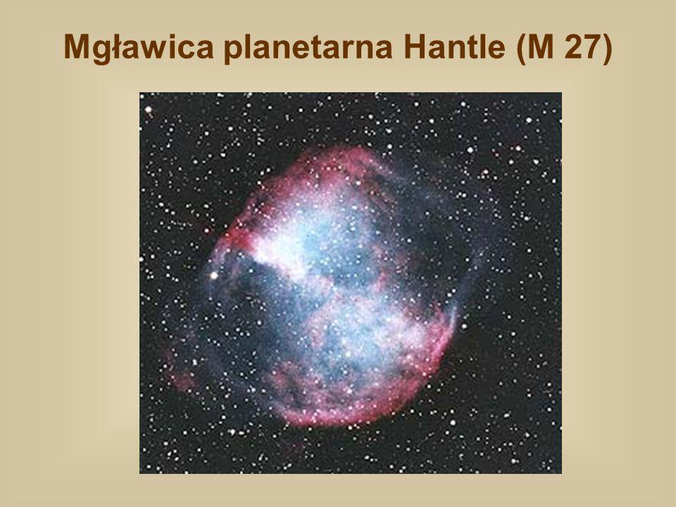 Mgławica planetarna Hantle (M 27)