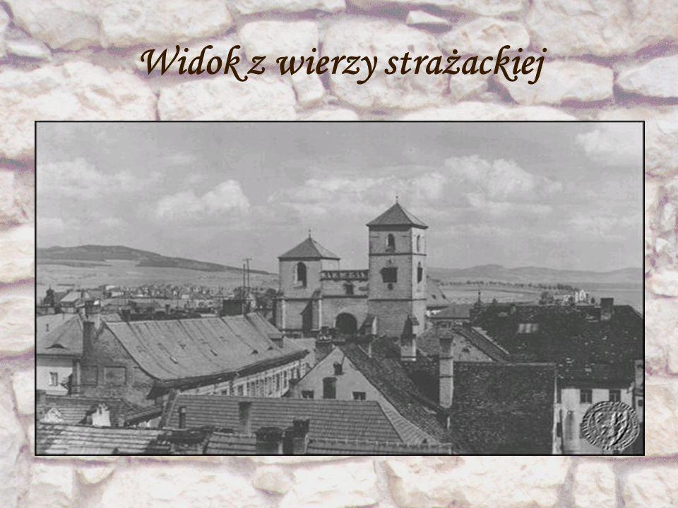 ~ Jezuici w kościele ~ W roku 1624 kościół objęli jezuici i rozpoczęli jego modernizację.