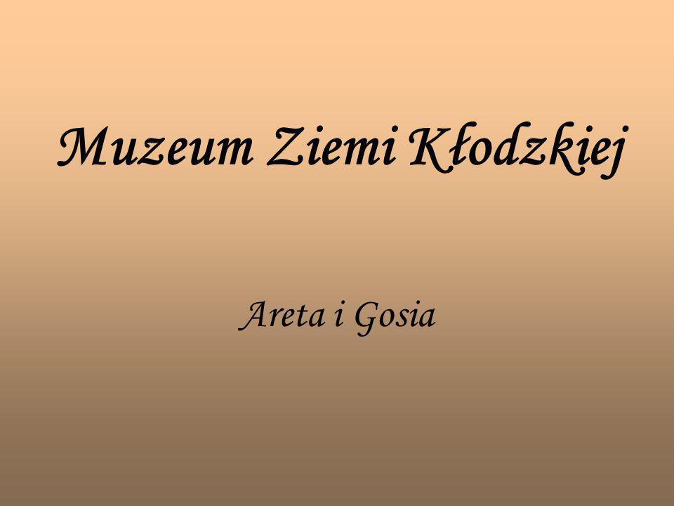 Muzeum Ziemi Kłodzkiej Areta i Gosia