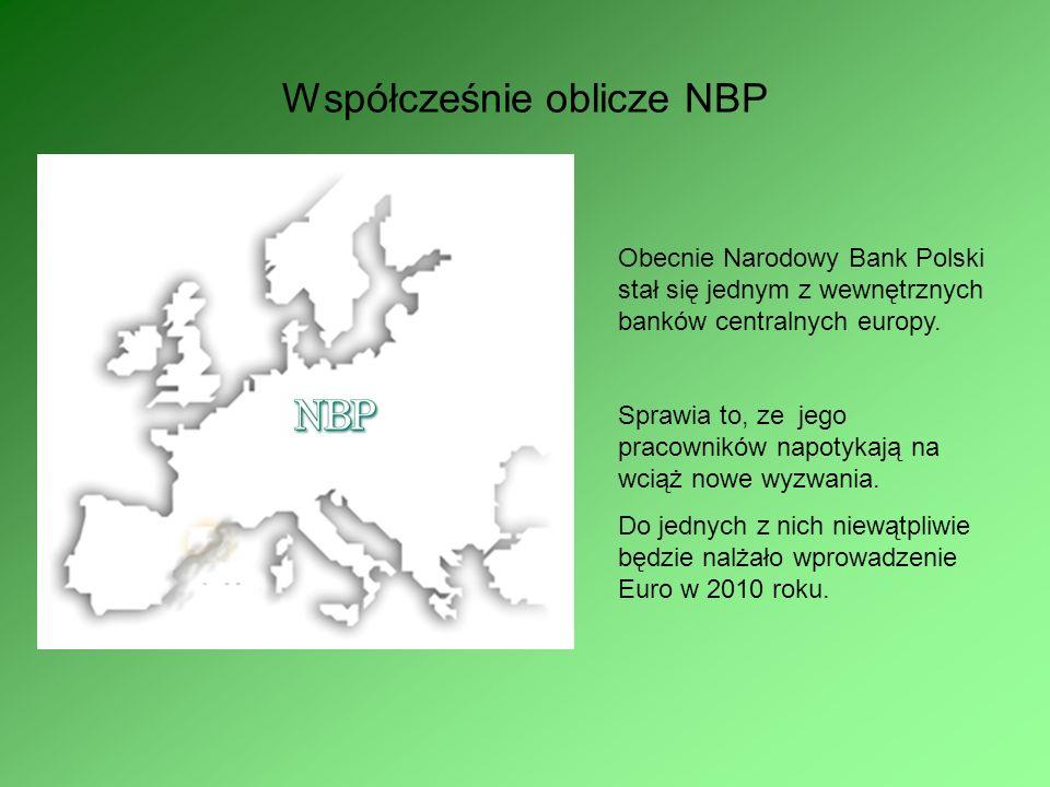 Zarysy historyczne Władysław Grabski (1874 - 1938) Przeprowadzona przez Grabskiego reforma finansów publicznych w 1925 r. pozwoliła na utworzenie Bank
