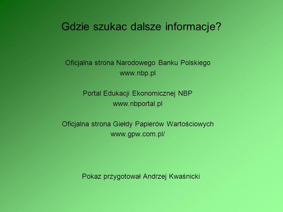 Organy Narodowego Banku Polskiego Rada Polityki Pieniężnej (RPP) coroczne ustala i realizuje założenia polityki pieniężnej państwa ustala wysokość pod