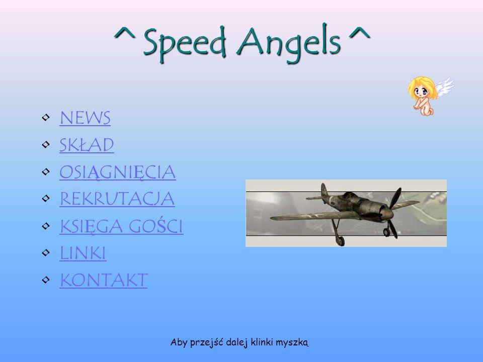 Medal Of Honor Allied Assault Oficialna Strona Klanu ^Speed Angels^ Aby przejść dalej klinki myszką Strona w budowie